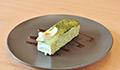 Green Tea Lychee Cake